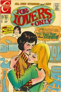 Cover Thumbnail for For Lovers Only (Charlton, 1971 series) #62
