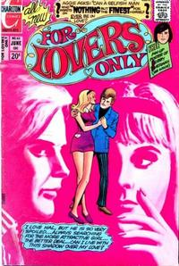 Cover for For Lovers Only (Charlton, 1971 series) #65