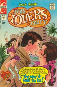 Cover for For Lovers Only (1971 series) #67