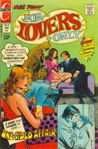 Cover Thumbnail for For Lovers Only (Charlton, 1971 series) #68