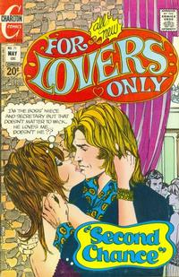 Cover Thumbnail for For Lovers Only (Charlton, 1971 series) #71