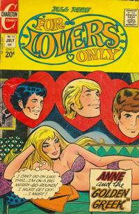 Cover Thumbnail for For Lovers Only (Charlton, 1971 series) #72