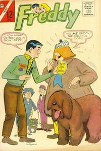 Cover Thumbnail for Freddy (Charlton, 1958 series) #40