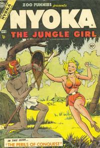 Cover Thumbnail for Zoo Funnies (Charlton, 1953 series) #9