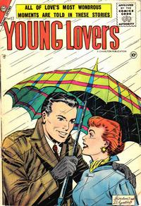 Cover Thumbnail for Young Lovers (Charlton, 1956 series) #17