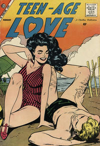 Cover Thumbnail for Teen-Age Love (Charlton, 1958 series) #7