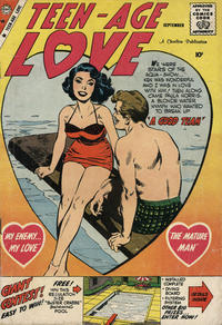 Cover Thumbnail for Teen-Age Love (Charlton, 1958 series) #10