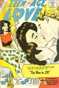 Cover Thumbnail for Teen-Age Love (Charlton, 1958 series) #15