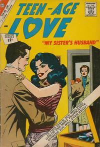 Cover for Teen-Age Love (Charlton, 1958 series) #26