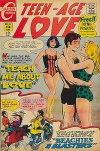 Cover Thumbnail for Teen-Age Love (Charlton, 1958 series) #62