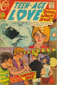 Cover Thumbnail for Teen-Age Love (Charlton, 1958 series) #66