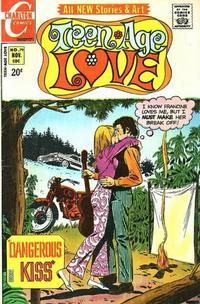 Cover Thumbnail for Teen-Age Love (Charlton, 1958 series) #79