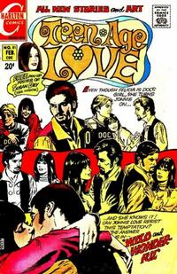 Cover Thumbnail for Teen-Age Love (Charlton, 1958 series) #81