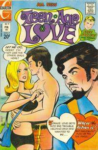 Cover Thumbnail for Teen-Age Love (Charlton, 1958 series) #91