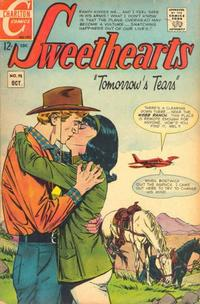 Cover Thumbnail for Sweethearts (Charlton, 1954 series) #95