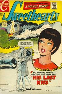 Cover Thumbnail for Sweethearts (Charlton, 1954 series) #104