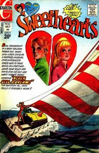 Cover Thumbnail for Sweethearts (Charlton, 1954 series) #126