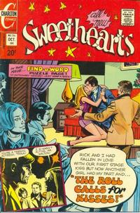 Cover Thumbnail for Sweethearts (Charlton, 1954 series) #136