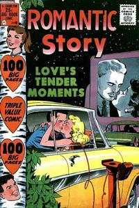 Cover Thumbnail for Romantic Story (Charlton, 1954 series) #40