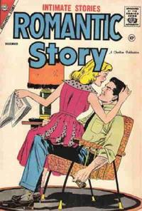 Cover Thumbnail for Romantic Story (Charlton, 1954 series) #41