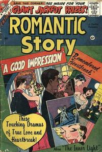 Cover Thumbnail for Romantic Story (Charlton, 1954 series) #43
