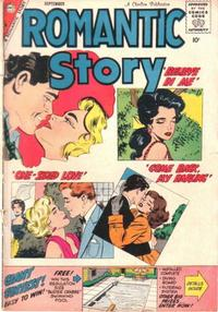 Cover Thumbnail for Romantic Story (Charlton, 1954 series) #45