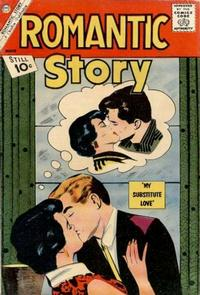Cover Thumbnail for Romantic Story (Charlton, 1954 series) #59