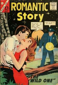 Cover Thumbnail for Romantic Story (Charlton, 1954 series) #71