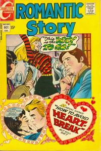 Cover Thumbnail for Romantic Story (Charlton, 1954 series) #109