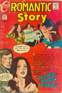 Cover Thumbnail for Romantic Story (Charlton, 1954 series) #110
