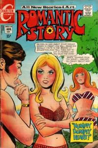 Cover Thumbnail for Romantic Story (Charlton, 1954 series) #114