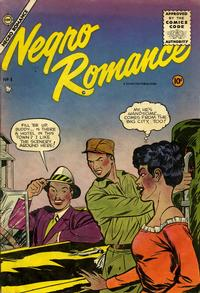 Cover Thumbnail for Negro Romance (Charlton, 1955 series) #4