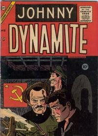 Cover Thumbnail for Johnny Dynamite (Charlton, 1955 series) #10