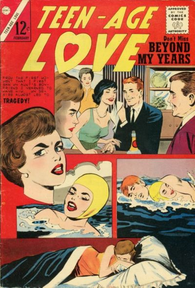 Cover for Teen-Age Love (Charlton, 1958 series) #30