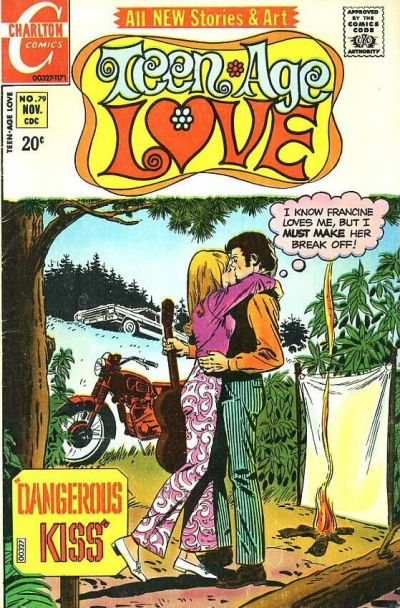 Cover for Teen-Age Love (Charlton, 1958 series) #79