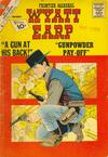 Cover for Wyatt Earp Frontier Marshal (Charlton, 1956 series) #39