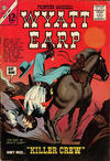 Cover for Wyatt Earp Frontier Marshal (Charlton, 1956 series) #54