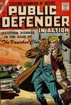 Cover for Public Defender in Action (Charlton, 1956 series) #12