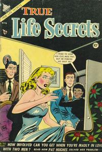 Cover Thumbnail for True Life Secrets (Charlton, 1951 series) #16