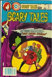 Cover Thumbnail for Scary Tales (Charlton, 1975 series) #34