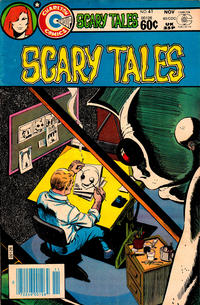 Cover Thumbnail for Scary Tales (Charlton, 1975 series) #41