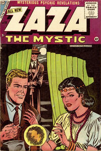 Cover Thumbnail for Zaza the Mystic (Charlton, 1956 series) #10