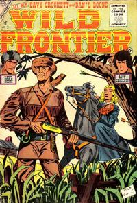 Cover for Wild Frontier (Charlton, 1955 series) #3