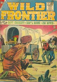 Cover for Wild Frontier (Charlton, 1955 series) #5
