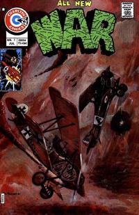 Cover Thumbnail for War (Charlton, 1975 series) #1