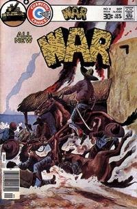 Cover Thumbnail for War (Charlton, 1975 series) #8