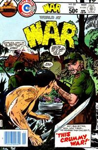 Cover Thumbnail for War (Charlton, 1975 series) #30