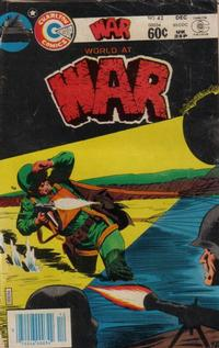 Cover Thumbnail for War (Charlton, 1975 series) #42