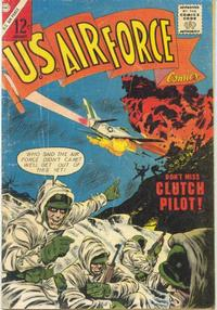 Cover Thumbnail for U.S. Air Force Comics (Charlton, 1958 series) #25