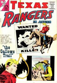 Cover Thumbnail for Texas Rangers in Action (Charlton, 1956 series) #43